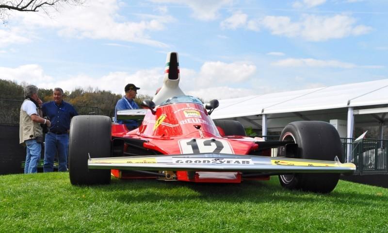 1975 Ferrari 312T F1 Car 22