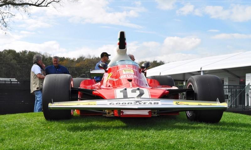 1975 Ferrari 312T F1 Car 23