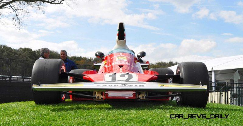 1975 Ferrari 312T F1 Car 24