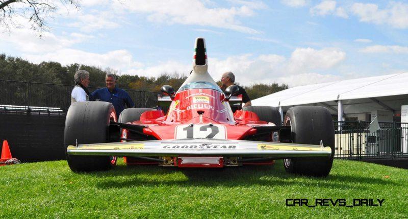 1975 Ferrari 312T F1 Car 25