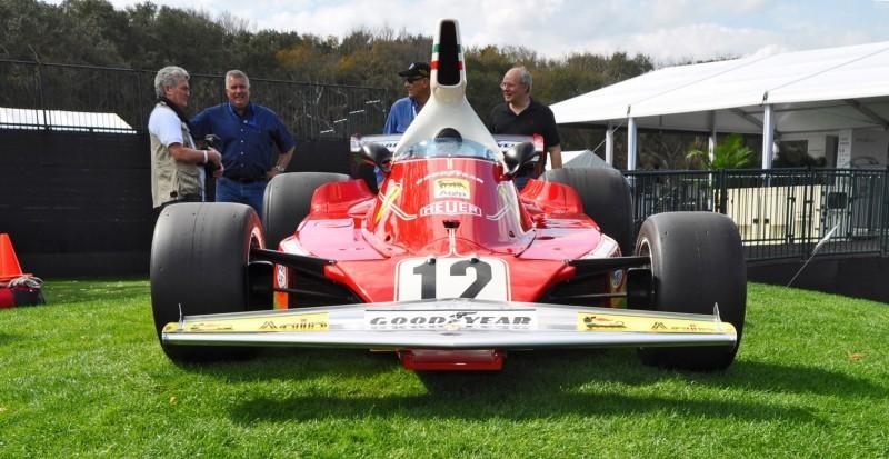 1975 Ferrari 312T F1 Car 26