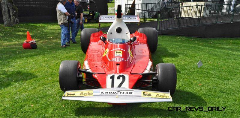 1975 Ferrari 312T F1 Car 29