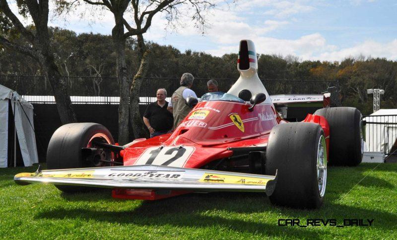 1975 Ferrari 312T F1 Car 30