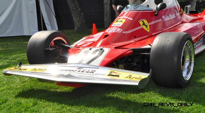 1975 Ferrari 312T F1 Car 31