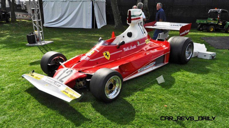 1975 Ferrari 312T F1 Car 33