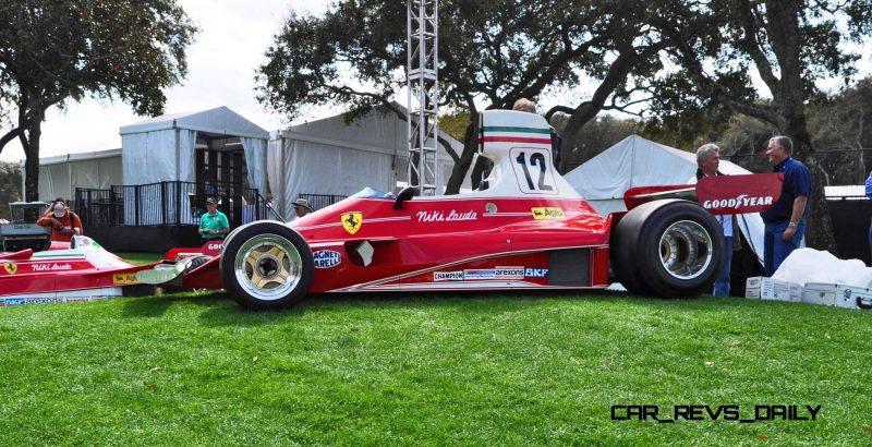 1975 Ferrari 312T F1 Car 4