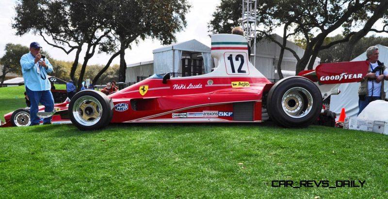 1975 Ferrari 312T F1 Car 5