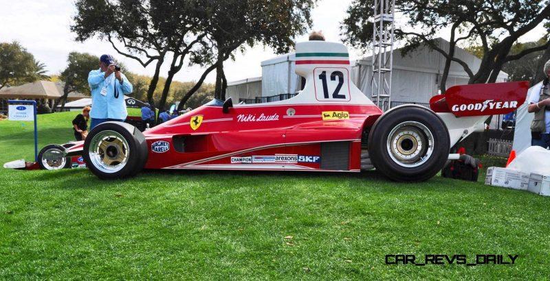 1975 Ferrari 312T F1 Car 6