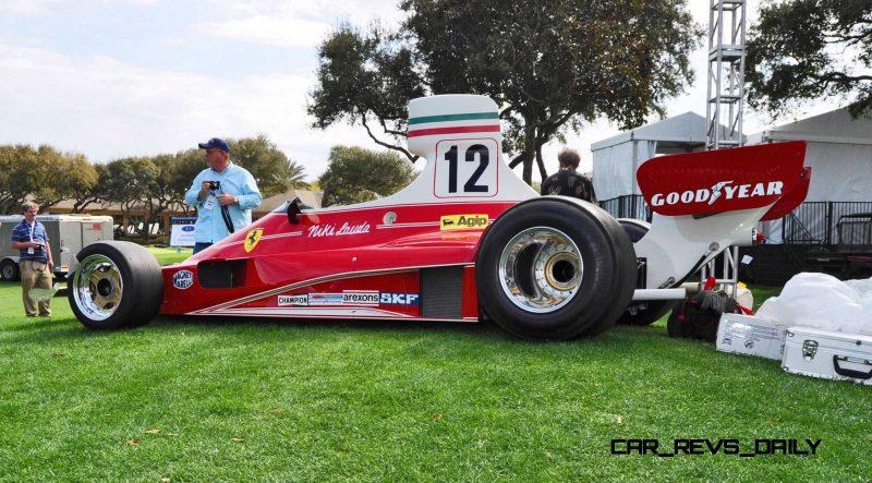 1975 Ferrari 312T F1 Car 8