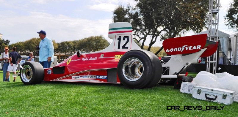 1975 Ferrari 312T F1 Car 9