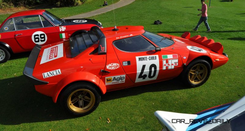 1975 Lancia Stratos Rally Car  11