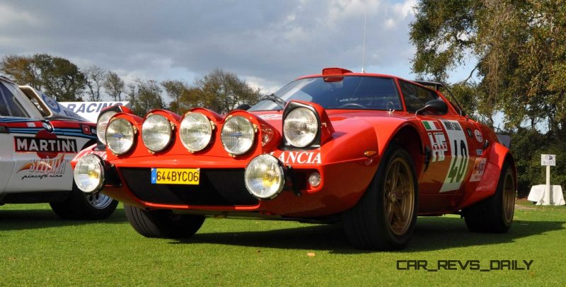 1975 Lancia Stratos Rally Car  14