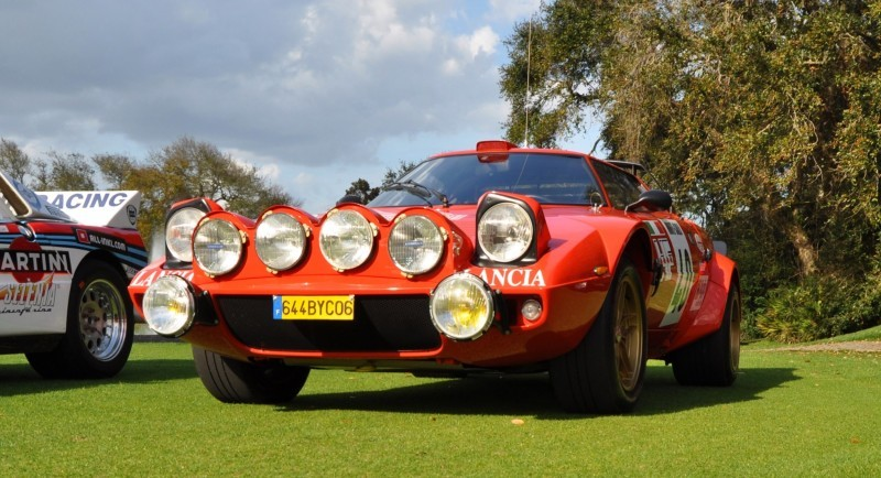 1975 Lancia Stratos Rally Car  16