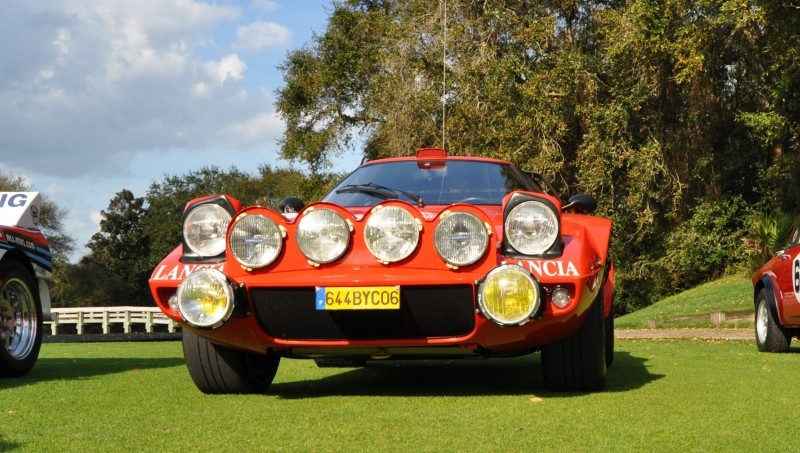 1975 Lancia Stratos Rally Car  18