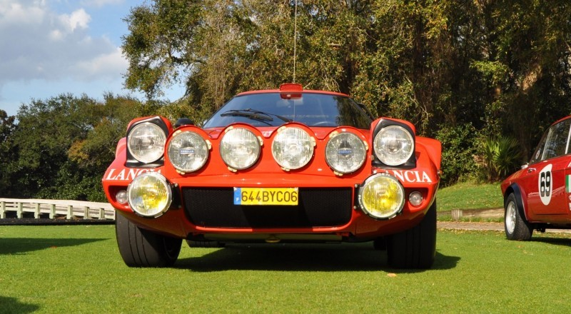 1975 Lancia Stratos Rally Car  19