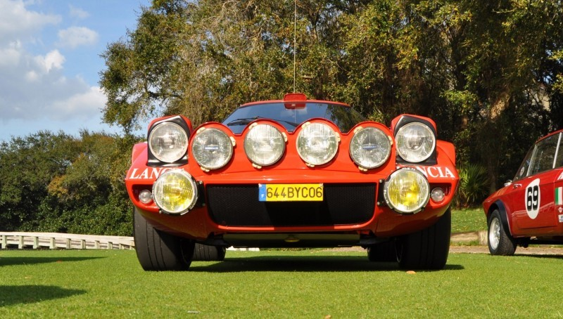 1975 Lancia Stratos Rally Car  20