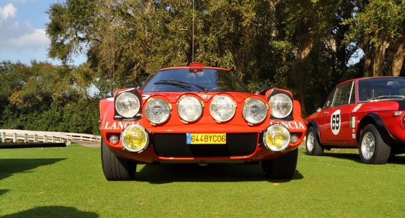 1975 Lancia Stratos Rally Car  21