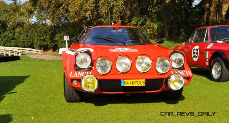 1975 Lancia Stratos Rally Car  22