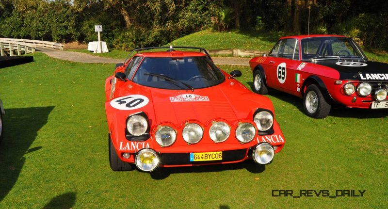 1975 Lancia Stratos Rally Car  23