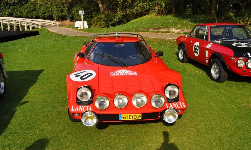 1975 Lancia Stratos Rally Car  24