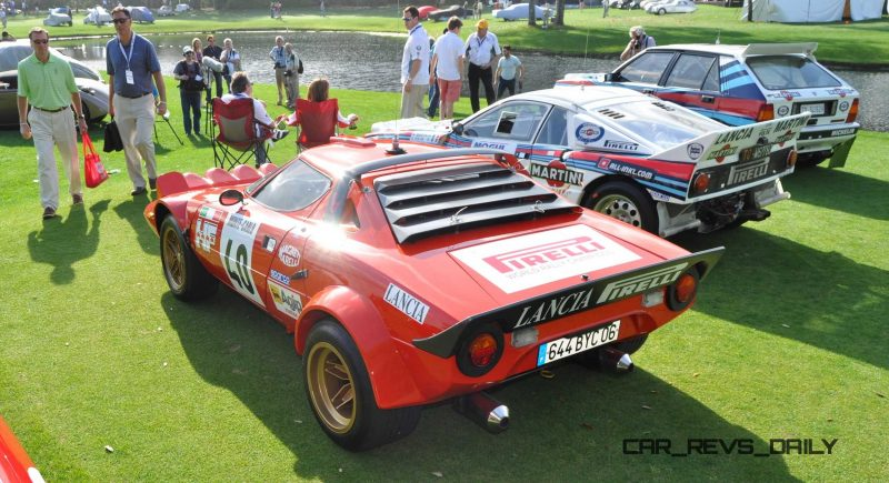 1975 Lancia Stratos Rally Car 7