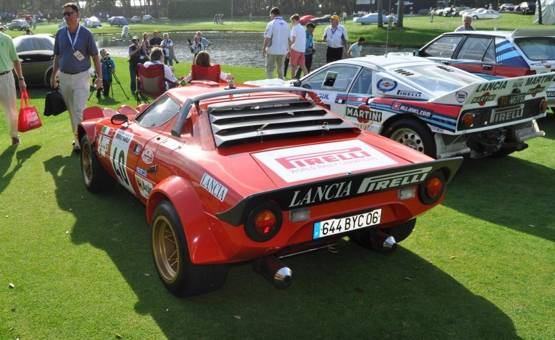 1975 Lancia Stratos Rally Car  8