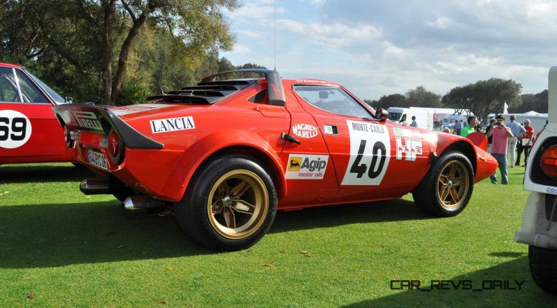 1975 Lancia Stratos Rally Car 9