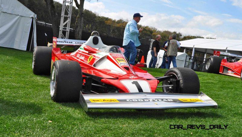 1976 Ferrari 312T2 F1 Car 1