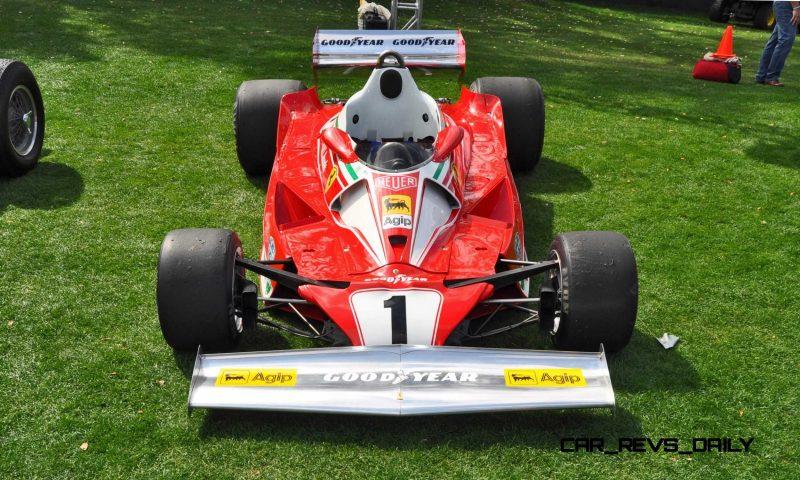 1976 Ferrari 312T2 F1 Car 10