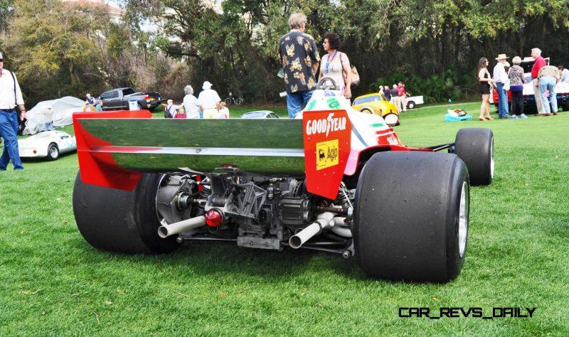 1976 Ferrari 312T2 F1 Car 11