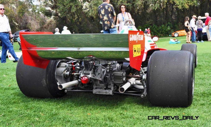 1976 Ferrari 312T2 F1 Car 12