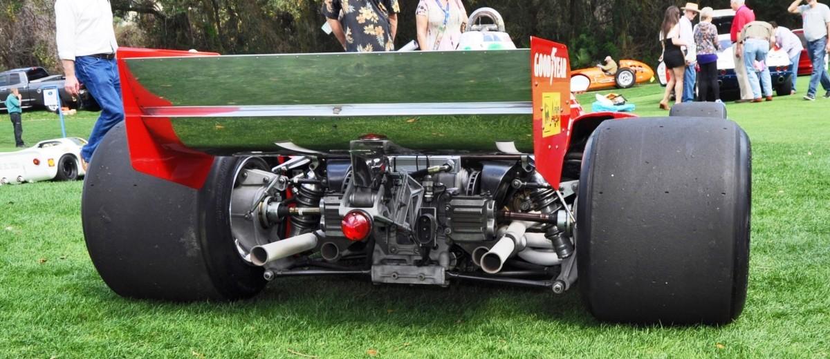 1976 Ferrari 312T2 F1 Car 13