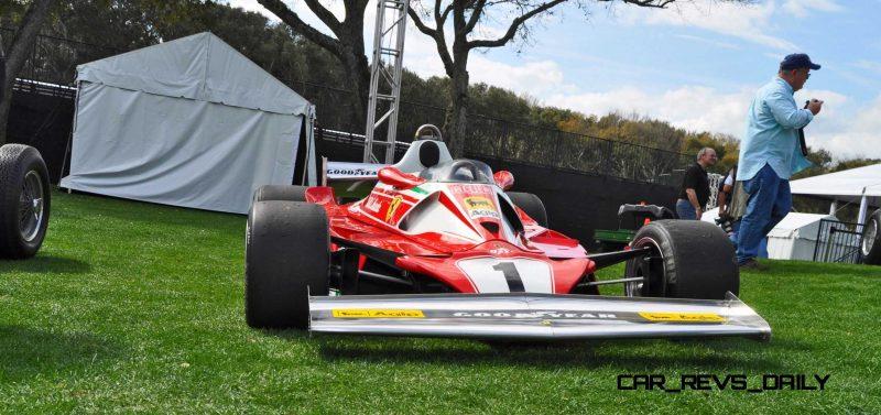 1976 Ferrari 312T2 F1 Car 3