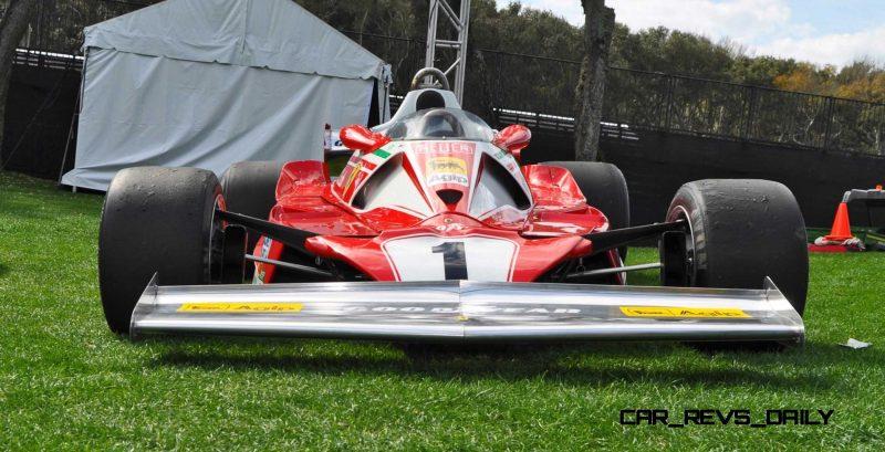 1976 Ferrari 312T2 F1 Car 5