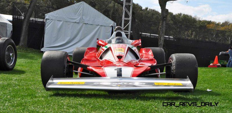 1976 Ferrari 312T2 F1 Car 7