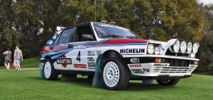 1988 Lancia Delta HF Integrale 8V 19