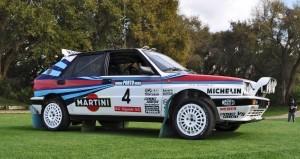 1988 Lancia Delta HF Integrale 8V 22