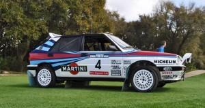 1988 Lancia Delta HF Integrale 8V 23