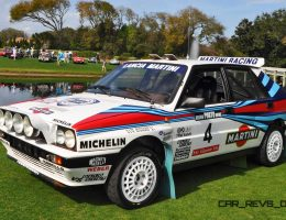 Meet The 1988 Lancia Delta HF Integrale 8V WRC-Winner in 60 High-Res Photos!