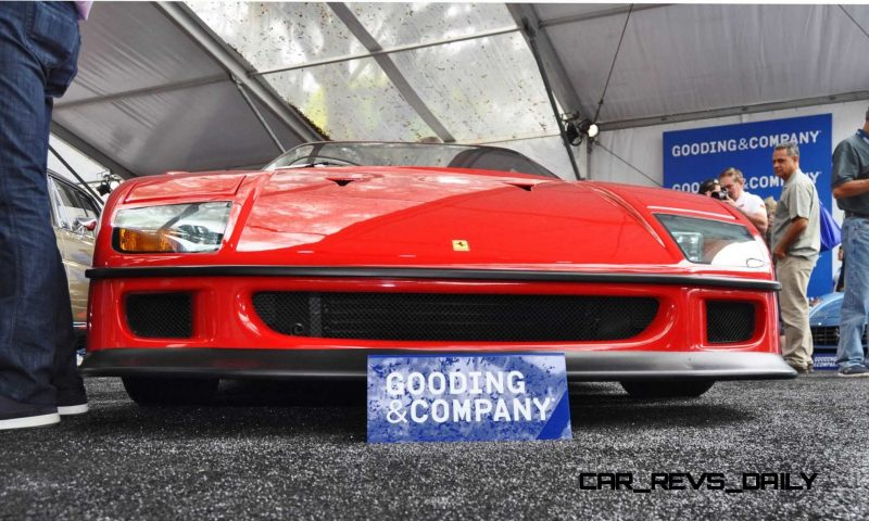 1991 Ferrari F40 17