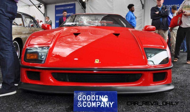 1991 Ferrari F40 23