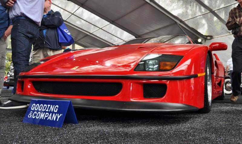 1991 Ferrari F40 25