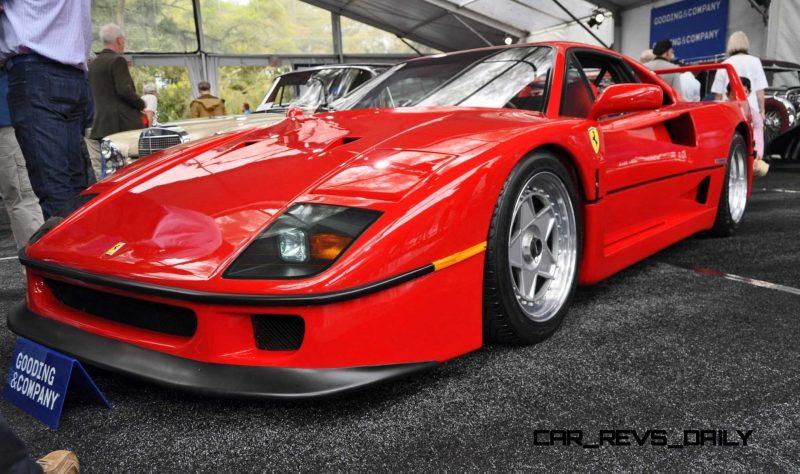 1991 Ferrari F40 26