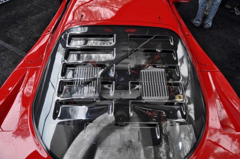 1991 Ferrari F40 30