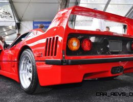 Gooding Amelia 2015 – 1991 Ferrari F40 Brings $1.6M