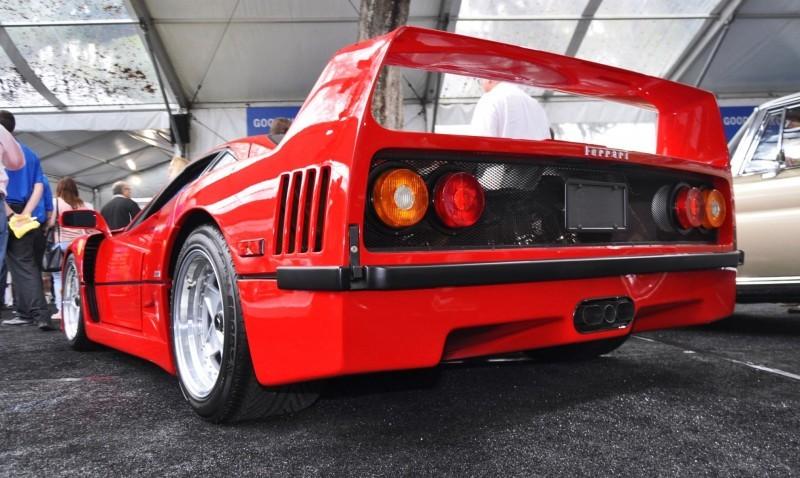 1991 Ferrari F40 39