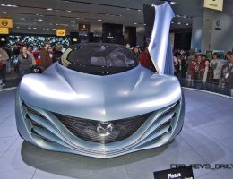 Concept Flashback – 2007 Mazda TAIKI Explores HyperLight Supercar Back-Channels