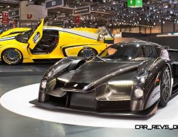 2016 Scuderia Cameron Glickenhaus SCG003C and SCG003S – Specs, Pricing and 135 Photos!