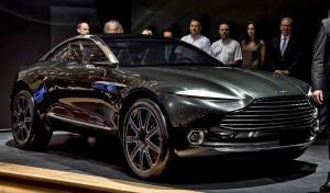 2015 Aston Martin DBX Concept 17