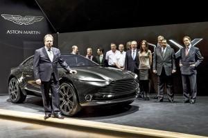 2015 Aston Martin DBX Concept 30